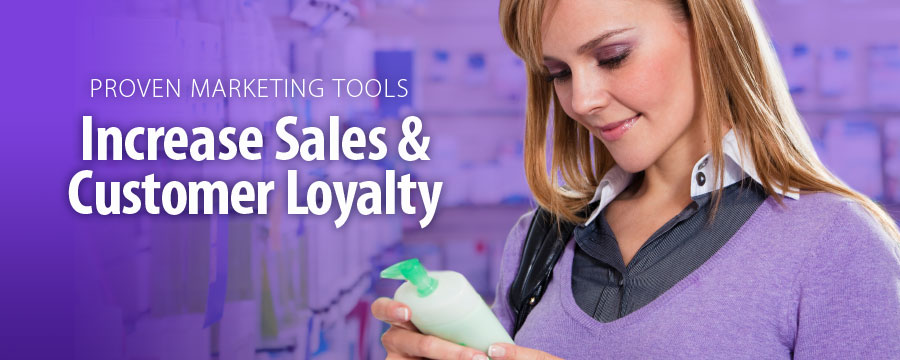Increase sales and customer loyalty